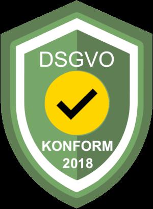 DSGVO zertifizierte Anwendung